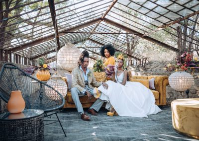 liquid marble styled shoot | July 2019